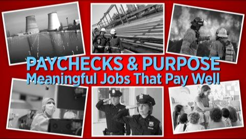 Paychecks And Purpose: Meaningful Jobs That Pay Well