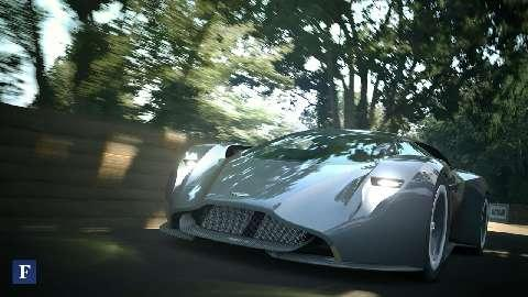 Live: The Aston Martin DP-100