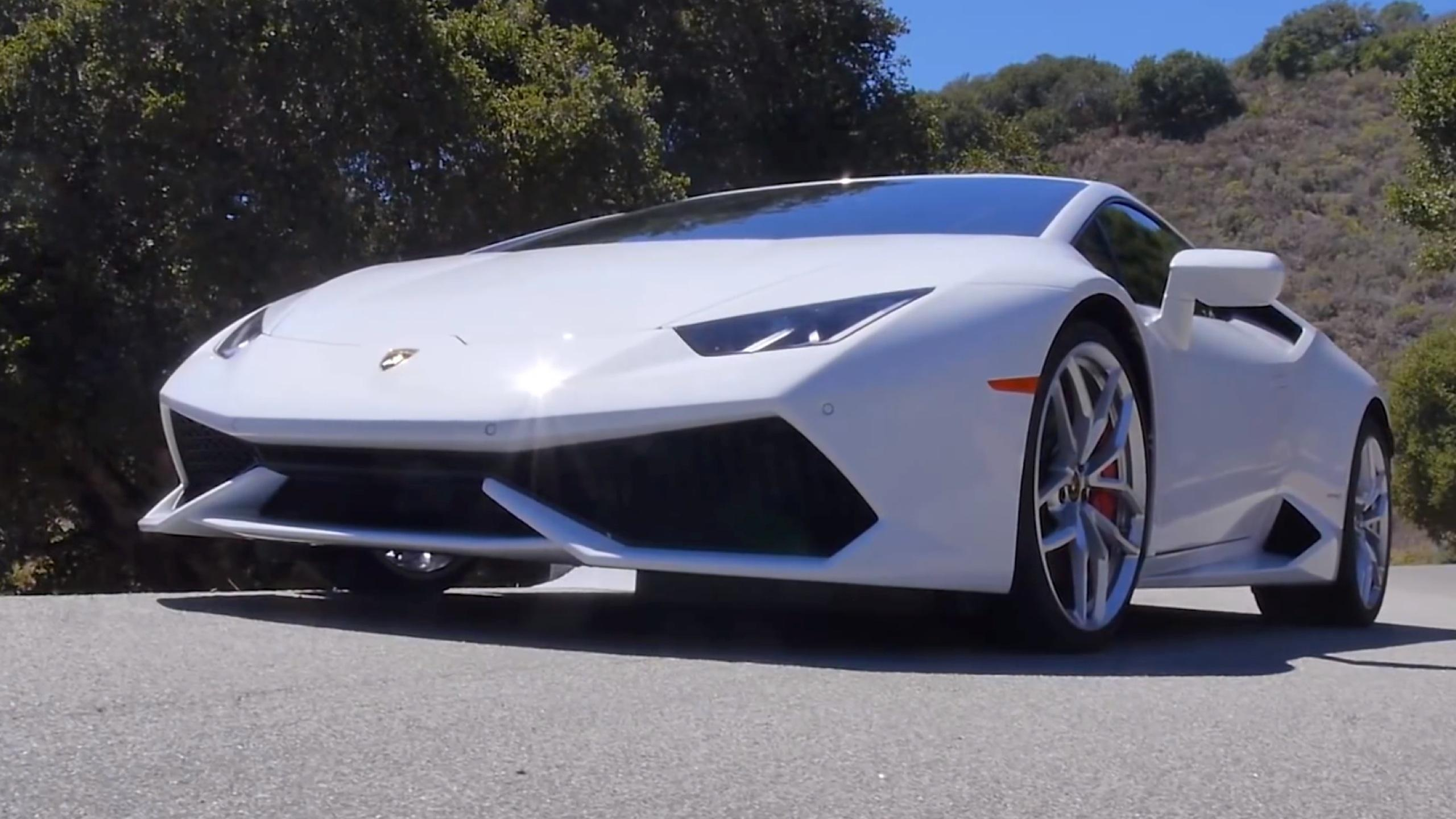 All New: The 2015 Lamborghini Huracan