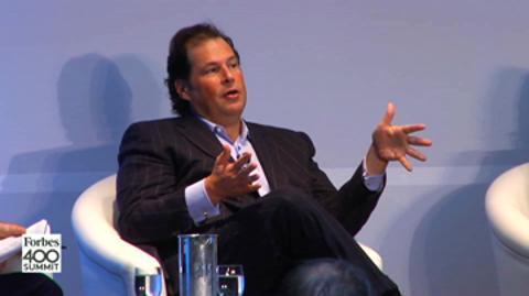 Salesforce's Integrated Philanthropy Model
