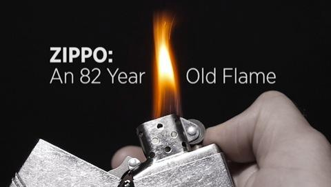 Zippo: An 82 Year Old Flame