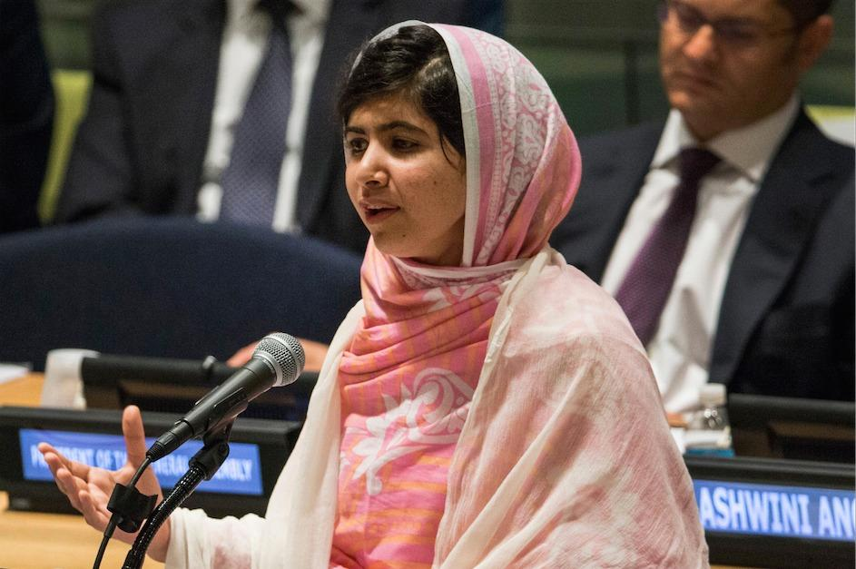 Malala Yousafzai Triumphs Over The Taliban