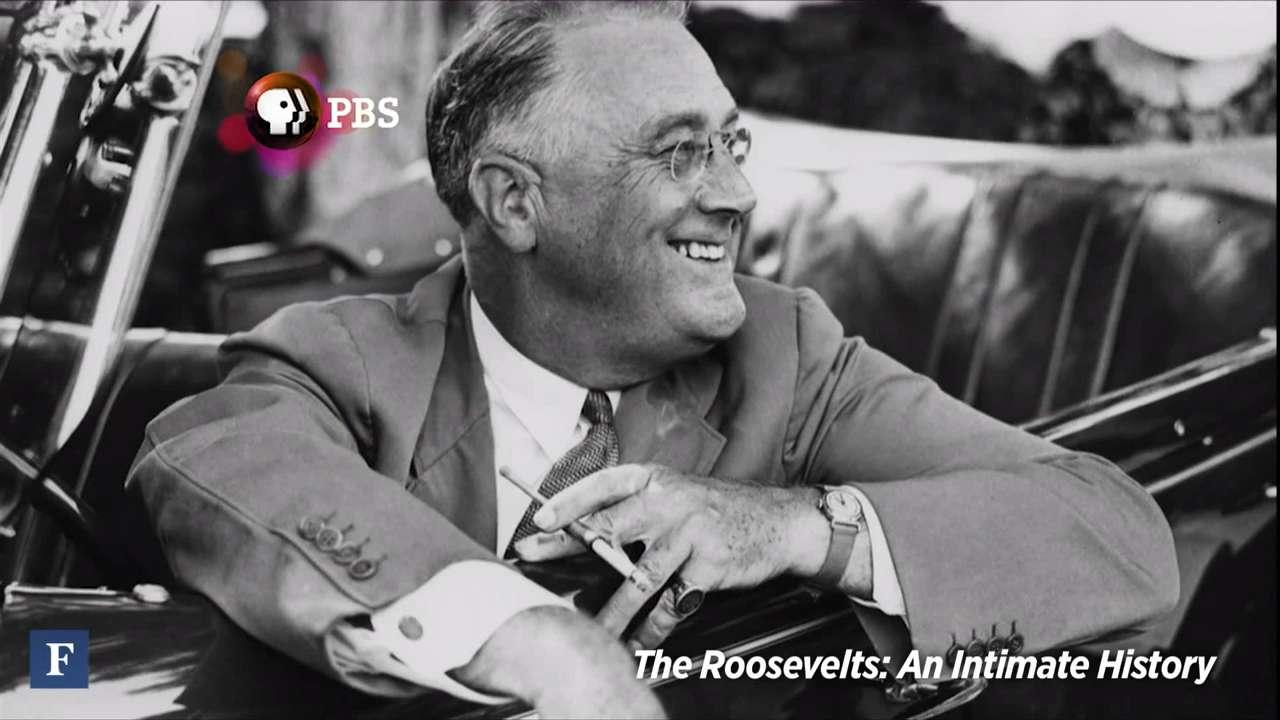The Surprise of the Roosevelts