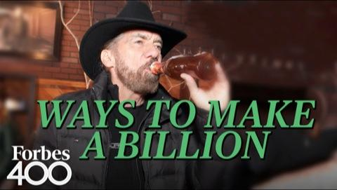 Ways To Make A Billion