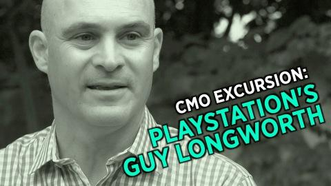 Forbes CMO Excursion Interview: PlayStation's Guy Longworth On Marketing's Biggest Disruption