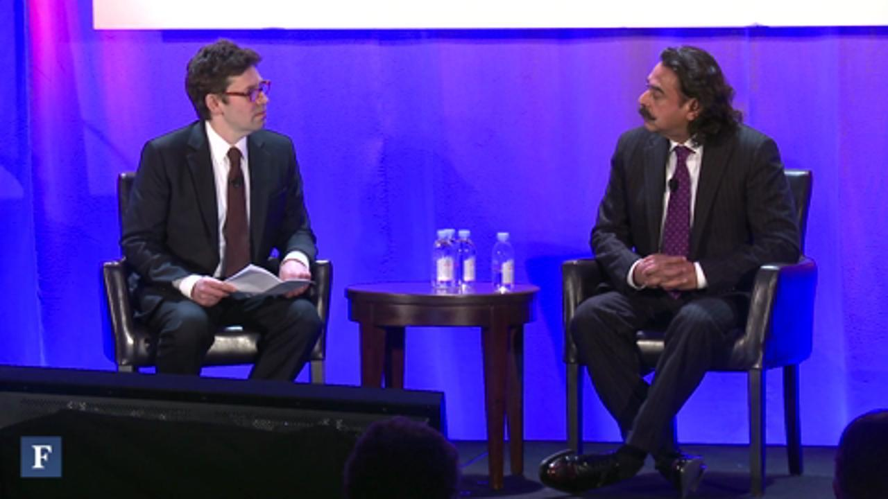 How Billionaire Shahid Khan Landed In America