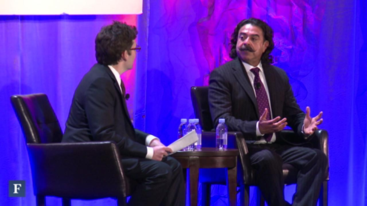 When Shahid Khan Discovered The American Dream