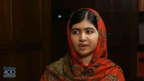 Malala Yousafzai's Lifelong Campaign For Girls' Education