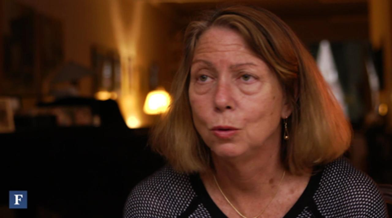Mid-Career Career Advice From Jill Abramson