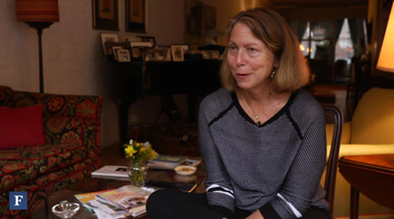 Jill Abramson: The One Question People Miss
