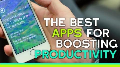 The Best Apps For Boosting Productivity