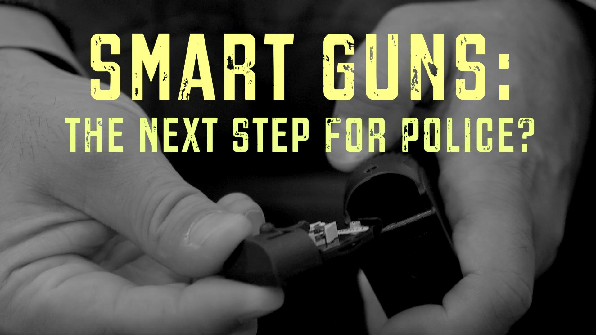 Smart Guns: The Next Step For Police?