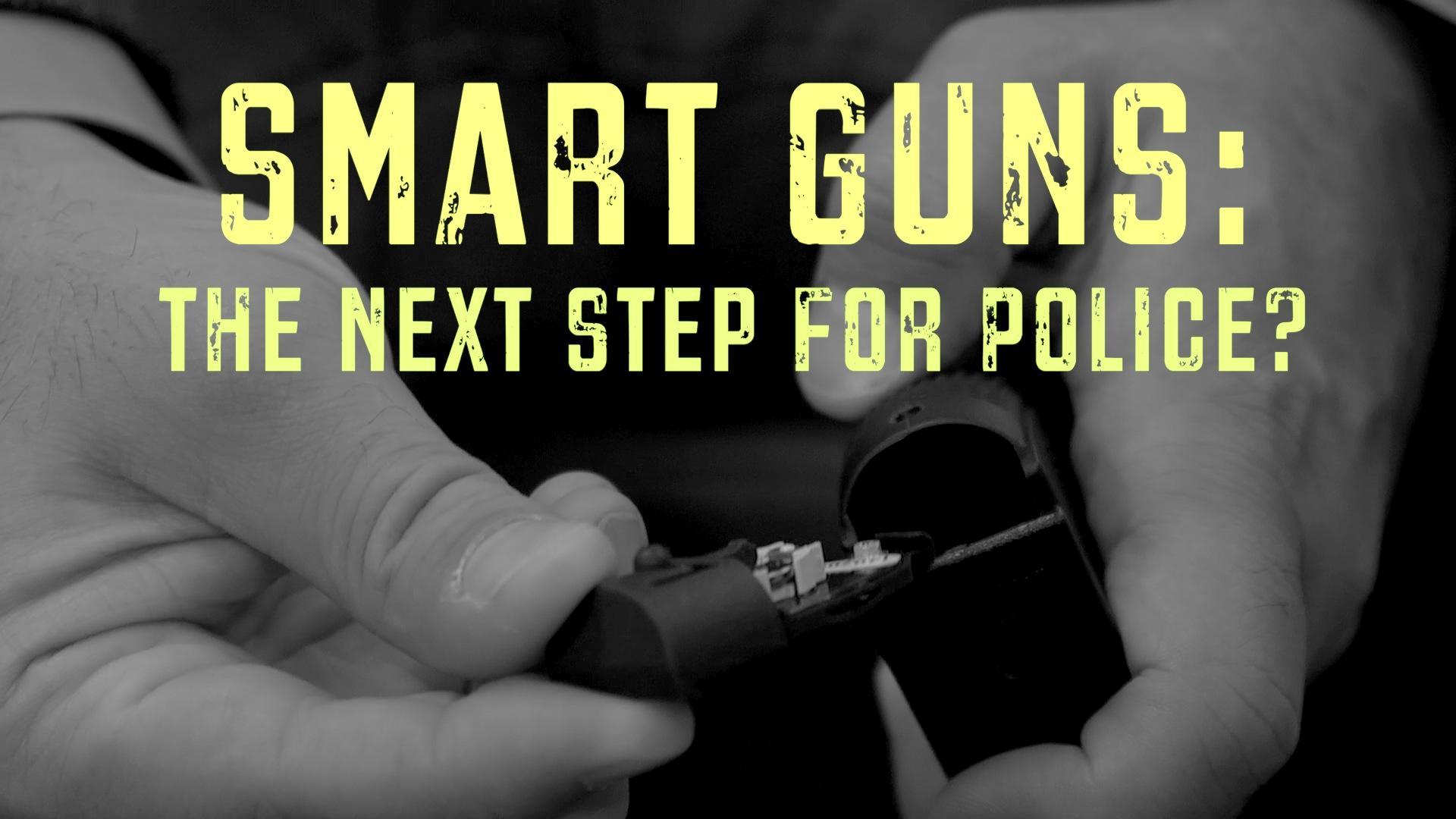 Smart Guns: The Next Step For