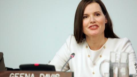 Geena Davis And The Hollywood Gender Divide