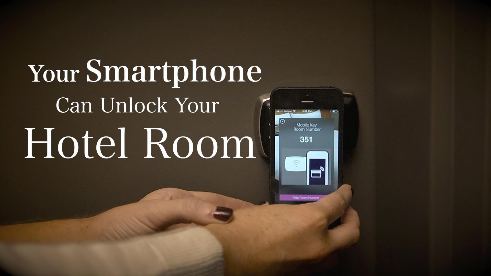 How To Unlock Hotel Room