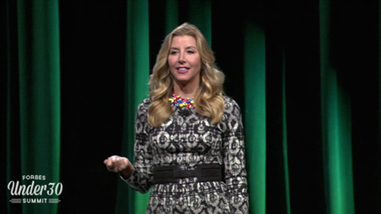 Sara Blakely On The Secret To Disruption