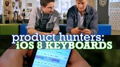 Product Hunters: The Functional (And Whimsical) Keyboards for iOS 8