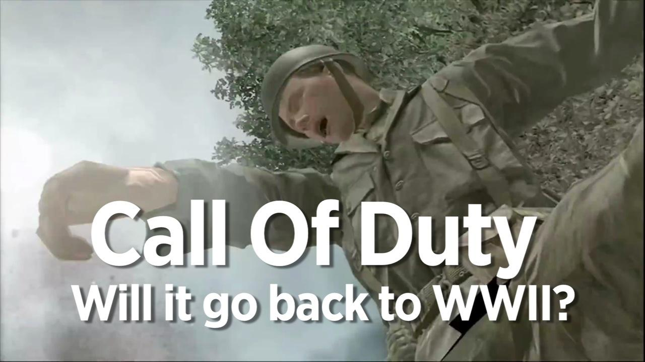 Call Of Duty: Where Does The Series Go From Here?
