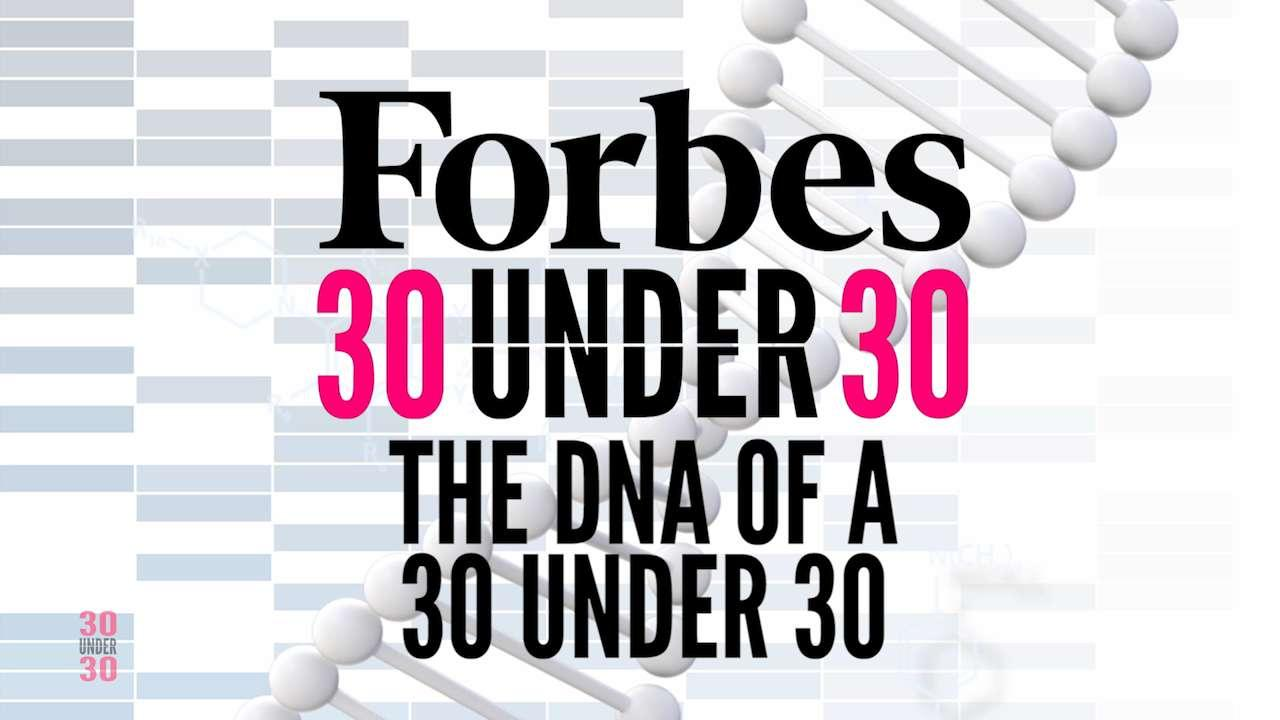 The DNA Of A 30 Under 30