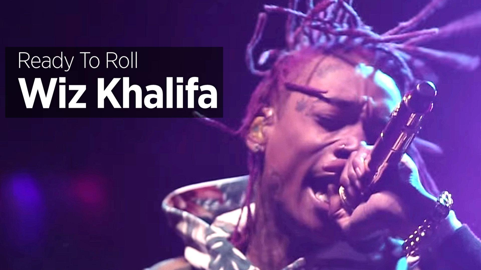Inside Wiz Khalifa's Green Room