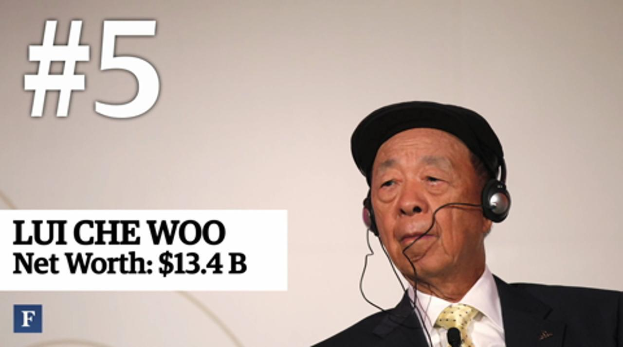Hong Kong's Billionaires: The Top 10
