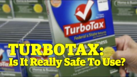 TurboTax: Is It Really Safe To Use?