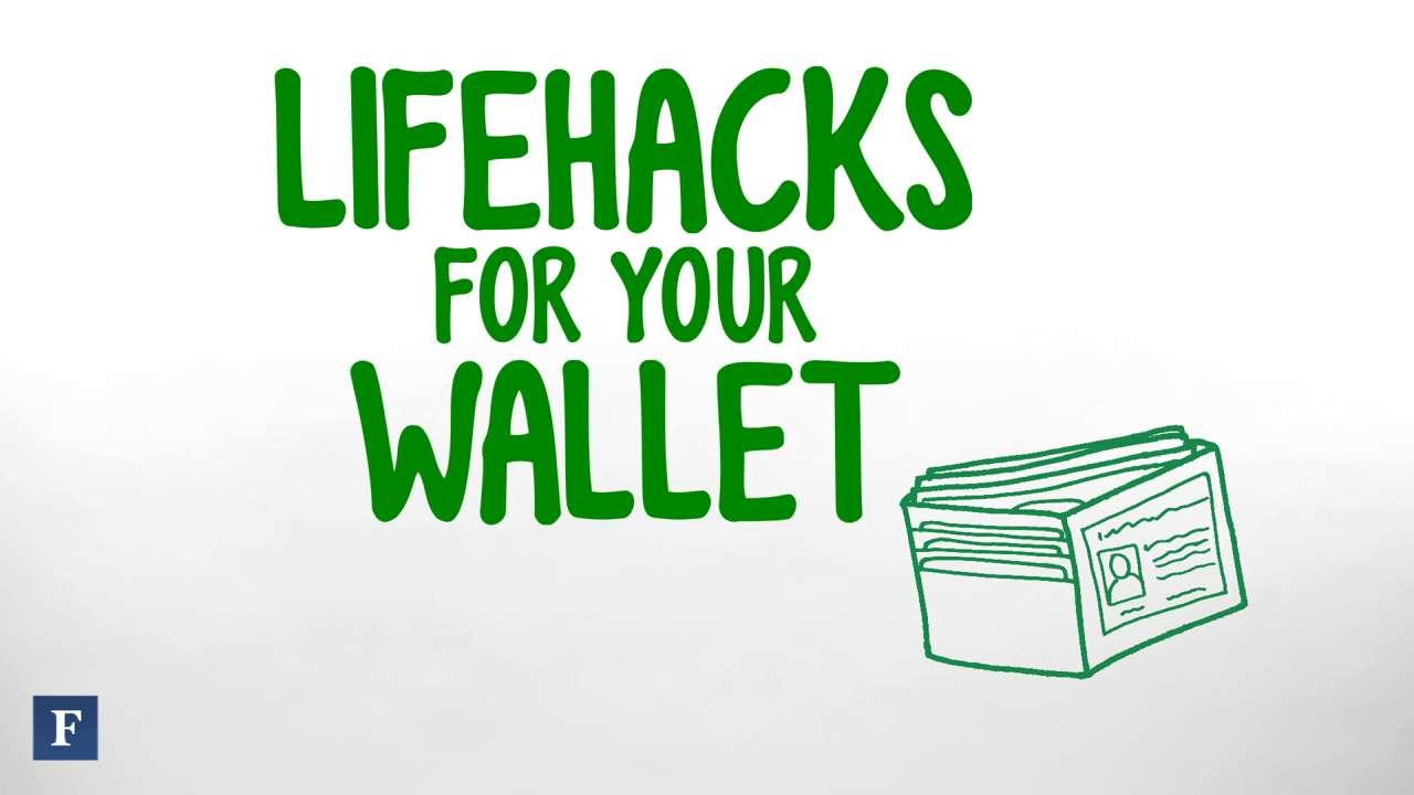 Lifehacks For Your Wallet