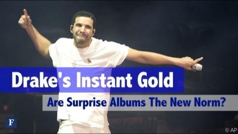 Drake's Instant Gold