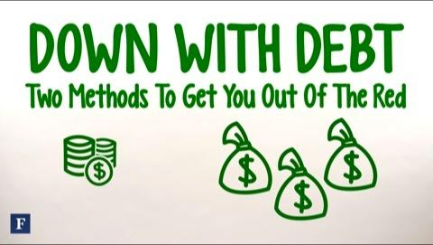 Down With Debt: Two Methods To Get You Out Of The Red