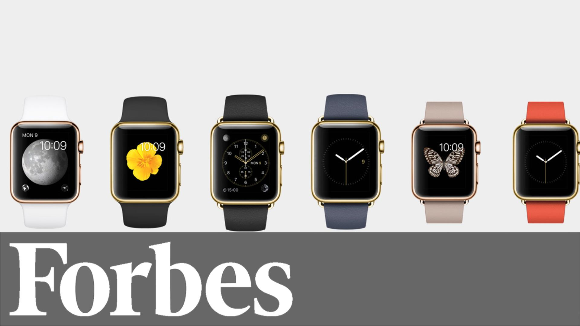 Apple's Luxe Watch