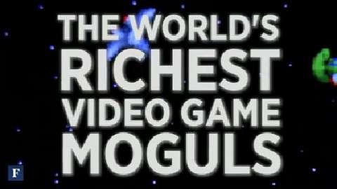 World's Richest Gaming Moguls