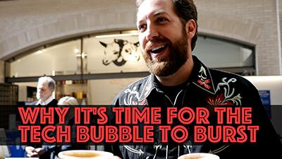 Chris Sacca's Eager For The Tech Bubble To Burst