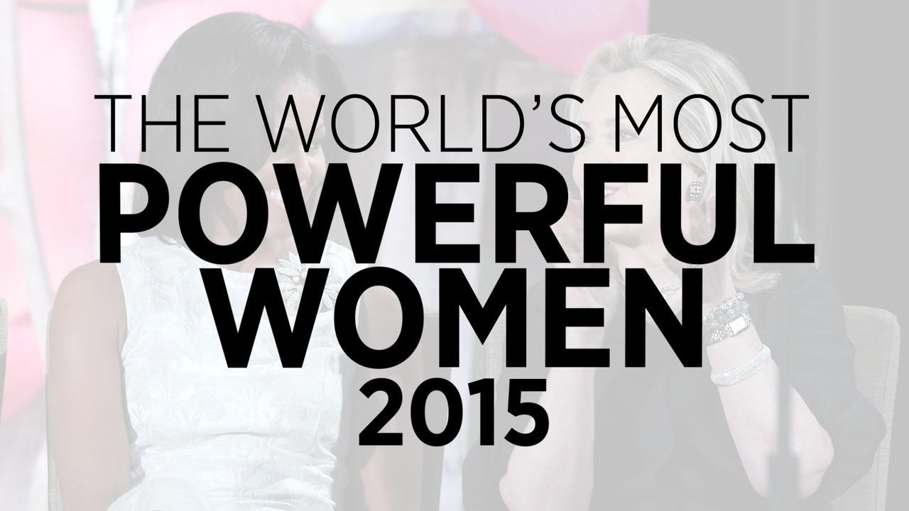 2015 Power Women: The Top 10