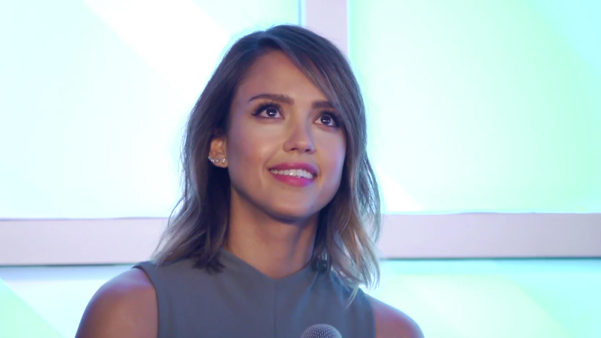 Jessica Alba: 'I Didn't Think I Was Smart For A Really Long Time'