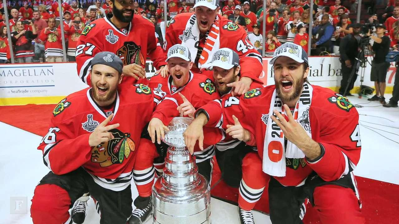 Chicago Blackhawks: A Billion Dollar Team?