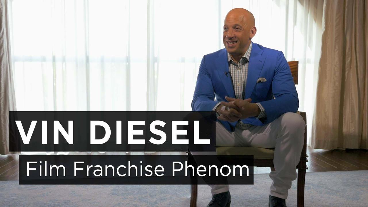 Vin Diesel: Film Franchise Phenom