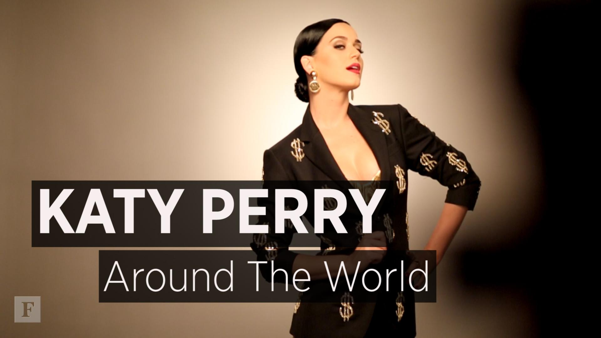 Katy Perry Around The World