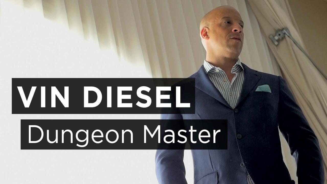 Vin Diesel: Dungeon Master