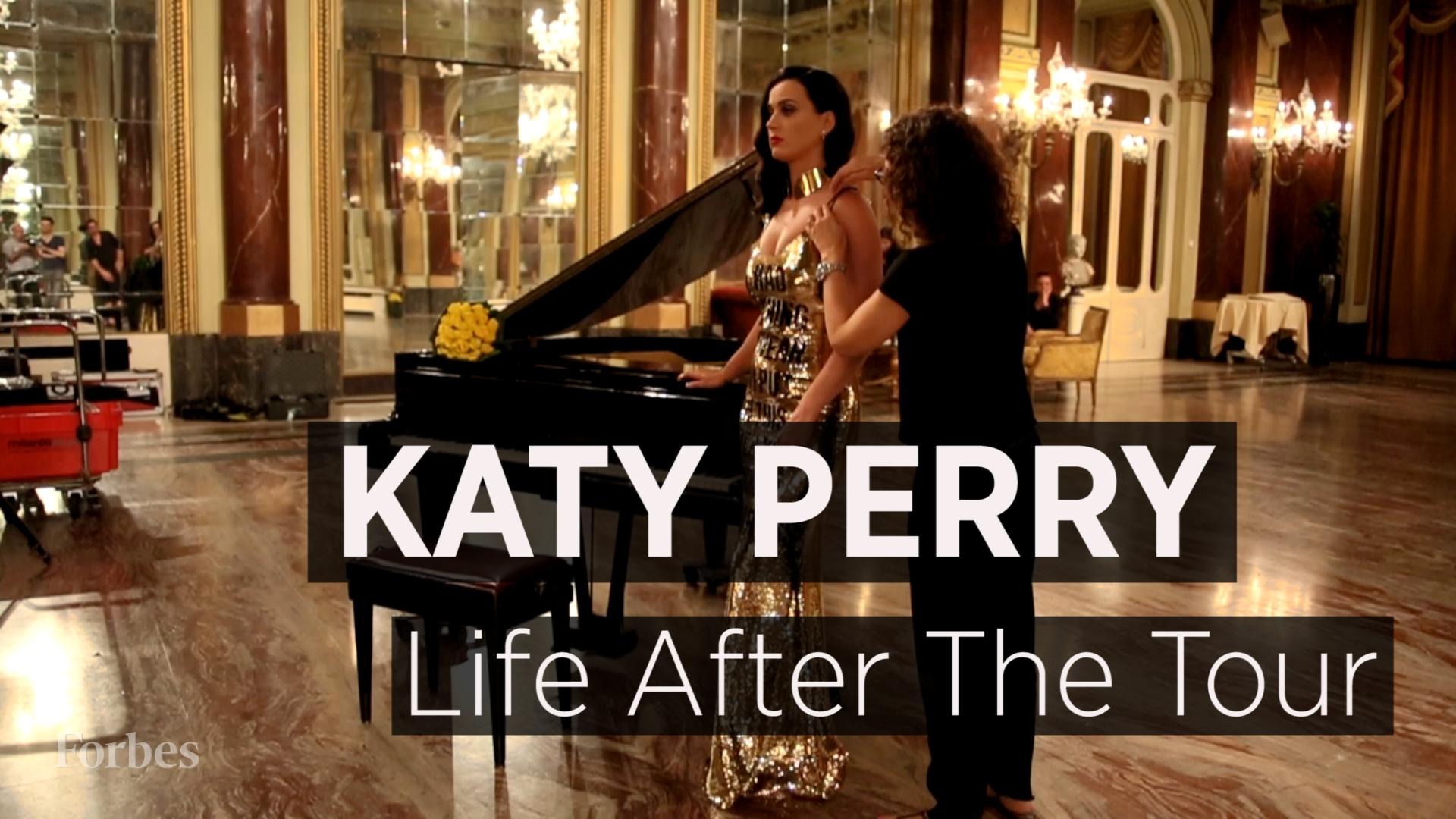 Katy Perry: Life After The Tour