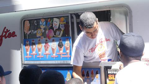 What It Takes To Be Mister Softee