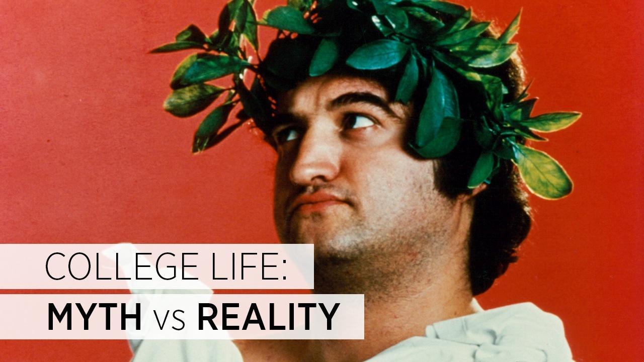 College Life: Myth vs Reality