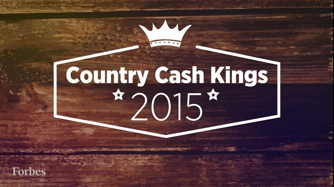 Country Cash Kings 2015