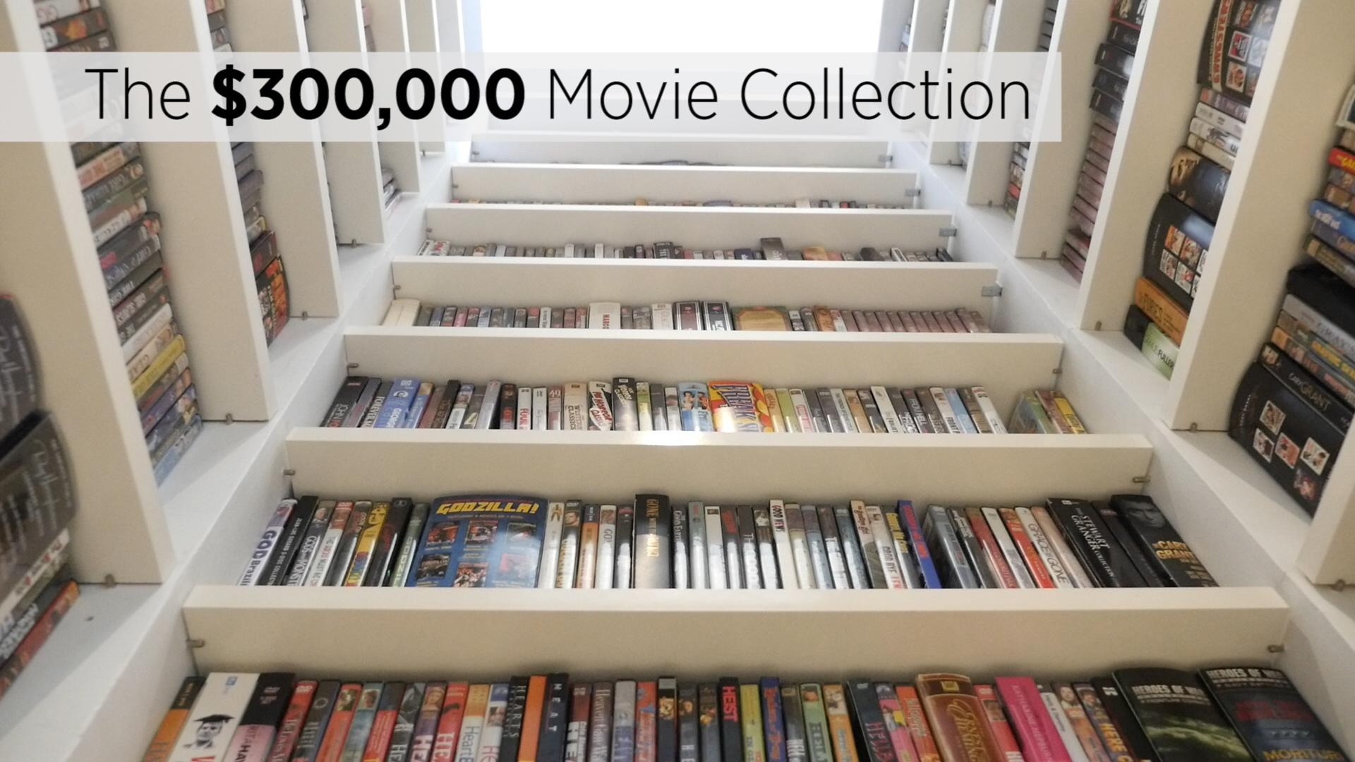 The $300,000 Movie Collection