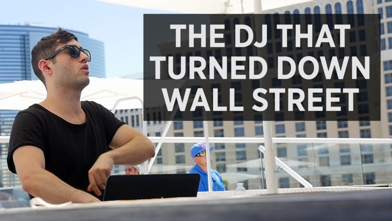 The DJ That Turned Down Wall Street
