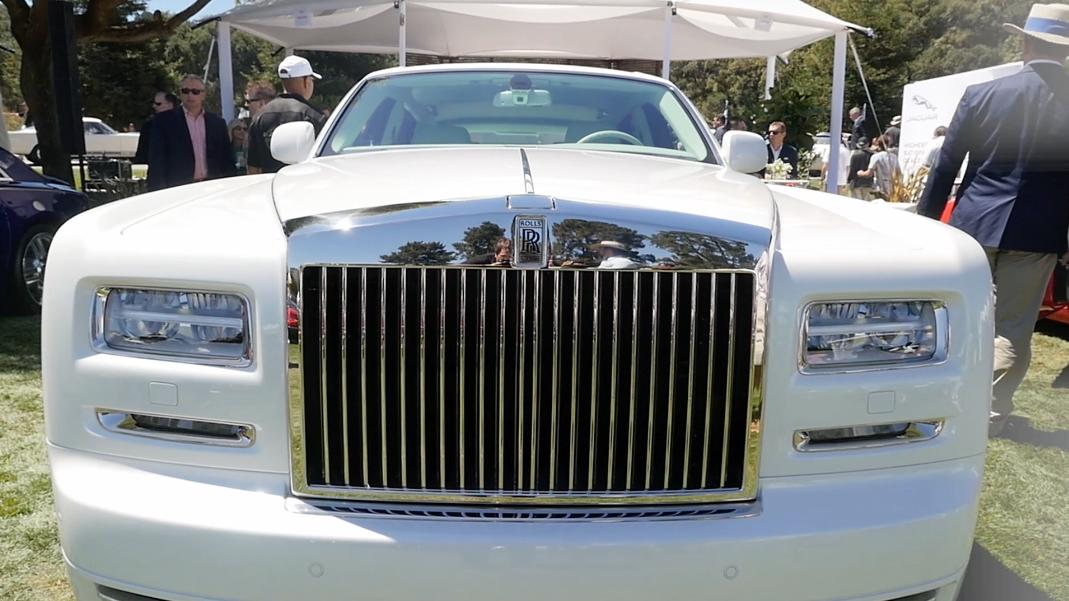 Designing Your Own One-Of-A-Kind Rolls-Royce