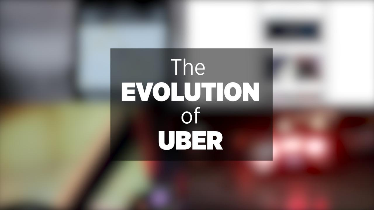 The Evolution Of Uber
