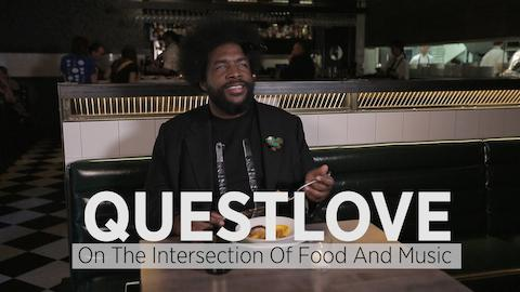 Questlove On The Intersection Of Food And Music