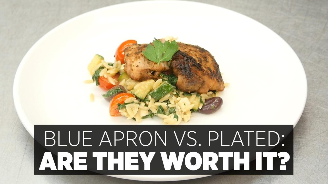 blue apron vs plated are they worth it 15 minute news. Black Bedroom Furniture Sets. Home Design Ideas