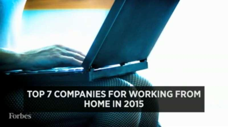 The Top 7 Companies Offering Telecommuting Jobs In 2015