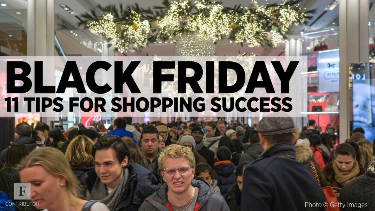 11 Tips For Getting The Best Black Friday Deals